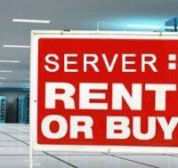 Thuê máy chủ hay thuê chỗ đặt máy chủ