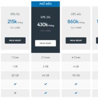 Thuê VPS giá rẻ-Làm thế nào để chọn?